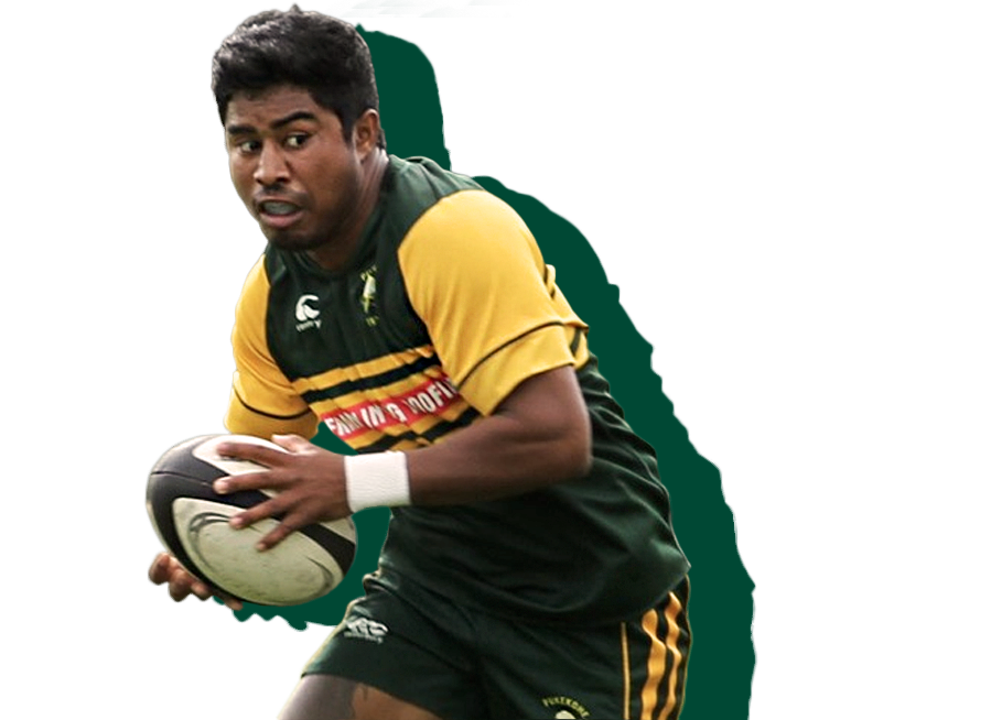 Image of Pukekohe Rugby Player